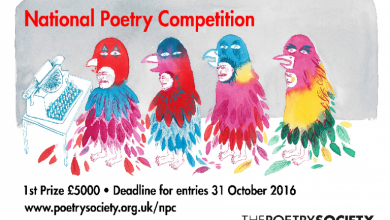 Photo of The National Poetry Competition