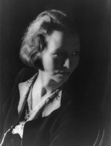 A photo of Edna St. Vincent Millay