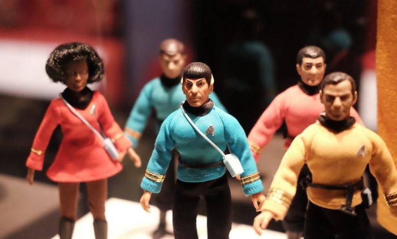 Star Trek Figurines