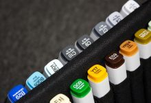 Photo of Best Copic Marker Carrying Cases